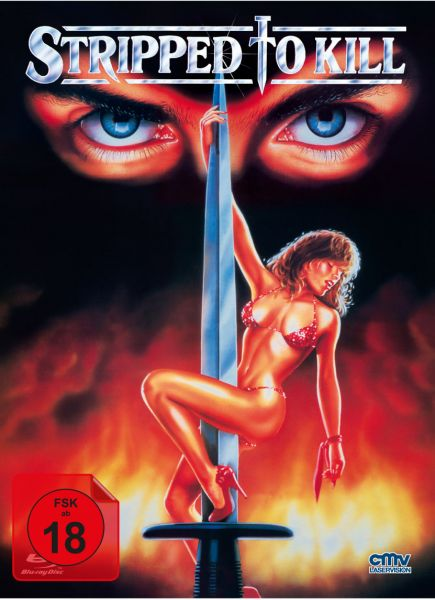 Stripped to Kill (Mediabook)