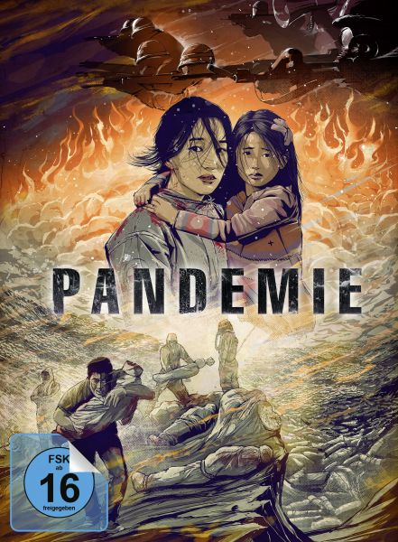 Pandemie - 2-Disc Limited Collector's Edition (Mediabook)