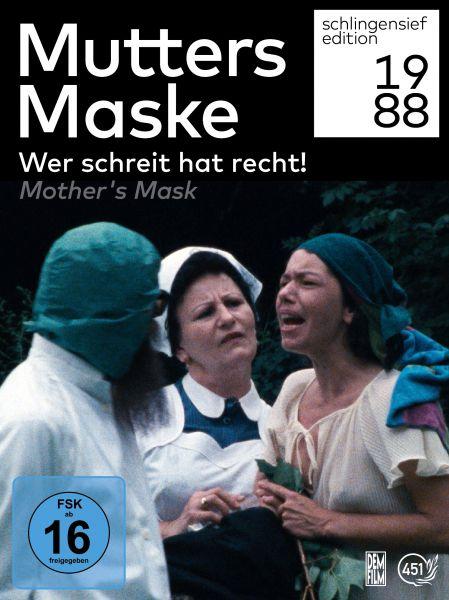 Mutters Maske (Neuauflage)