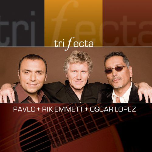 Pavlo / Emmett, Rik / Lopez, Oscar - Trifecta