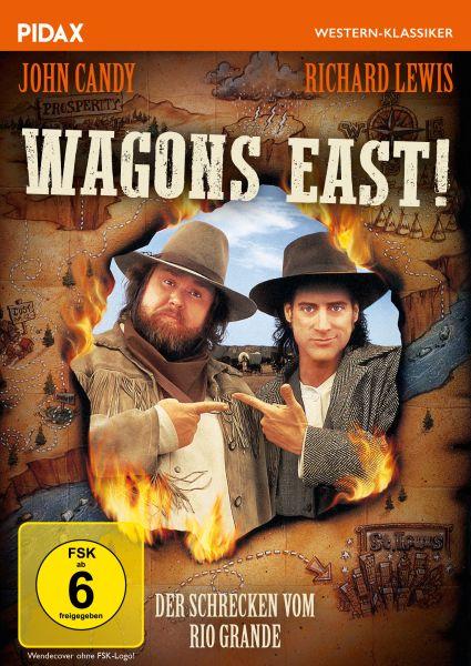 Wagons East! - Der Schrecken vom Rio Grande