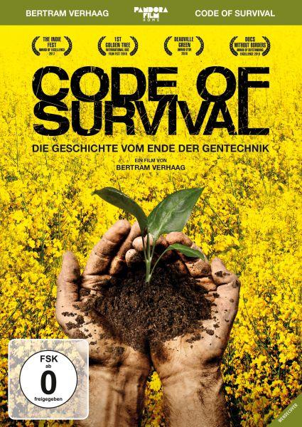 Code of Survival - Die Geschichte vom Ende der Gentechnik