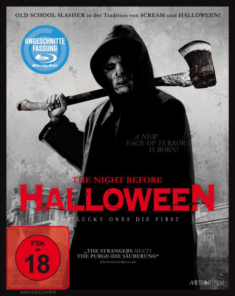 The Night Before Halloween (Uncut)