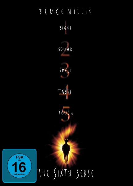 The Sixth Sense - Special Edition Mediabook (Blu-ray + 2 DVDs)