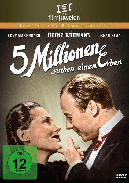 Fünf Millionen suchen einen Erben