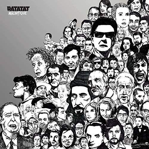 Ratatat - Magnifique (LP+CD)