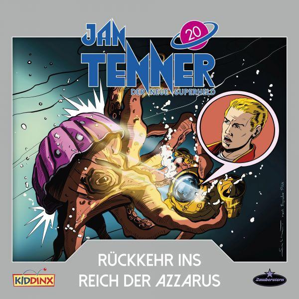 Jan Tenner - Rückkehr ins Reich der Azzarus (20)