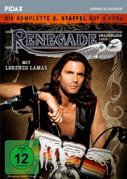 Renegade - Gnadenlose Jagd, Staffel 2