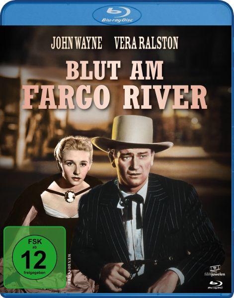 Blut am Fargo River (John Wayne)