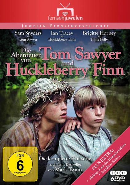 Die Abenteuer von Tom Sawyer und Huckleberry Finn - Die komplette Serie