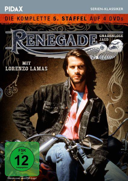 Renegade - Gnadenlose Jagd, Staffel 5