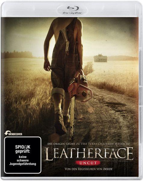 Leatherface (Uncut) (Softbox)