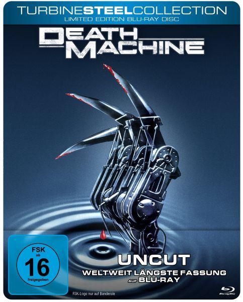 Death Machine (Turbine Steel Collection, limitiert) (uncut)