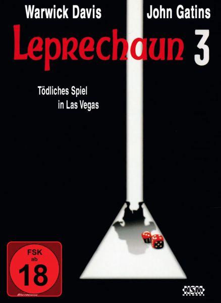 Leprechaun 3 (uncut) (Mediabook Cover A) (2 Discs)