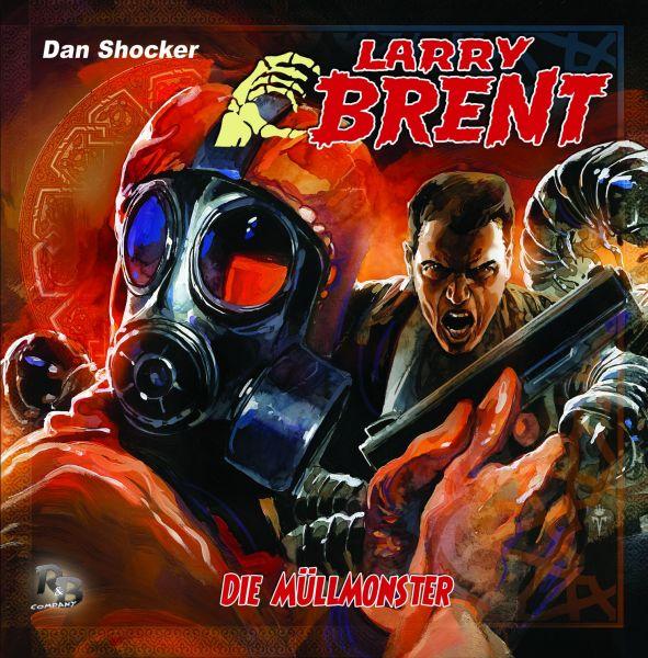 Larry Brent - Die Müllmonster (31)