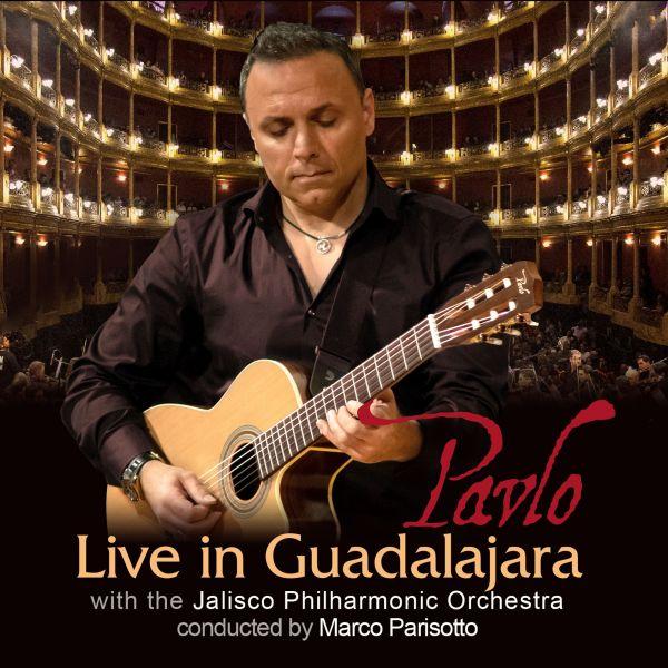Pavlo - Live in Guadalajara