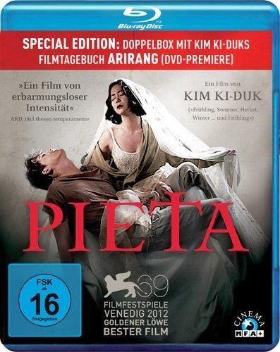Pieta - Special Edition (Blu-ray & DVD)