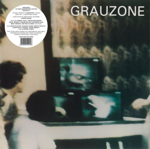 Grauzone - Grauzone (40 Years Anniversary Edition 2LP)
