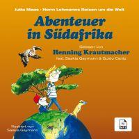 Krautmacher, Henning / Maas, Jutta - Herrn Lehmanns Reisen Um Die Welt: Abenteuer In Südafrika