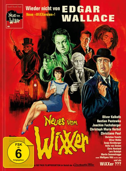 Neues vom WiXXer - Mediabook