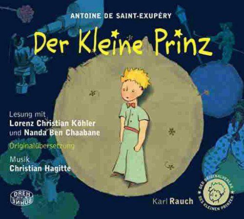 Köhler, Lorenz Christian/Chaabane, Nanda Ben (Saint-Exupery, Antoine de) - Der kleine Prinz - szenis