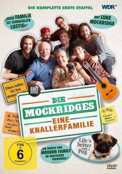 Die Mockridges - Eine Knallerfamilie (Staffel 1)