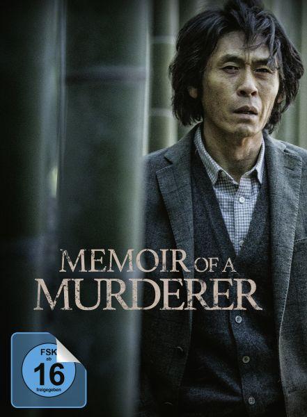 Memoir of a Murderer - Director's Cut - 2-Disc Limited Edition Mediabook - Cover B