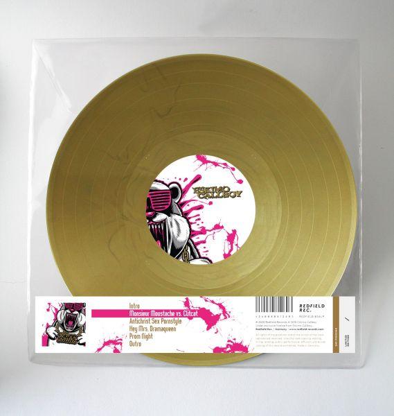 Eskimo Callboy - Eskimo Callboy (golden vinyl)