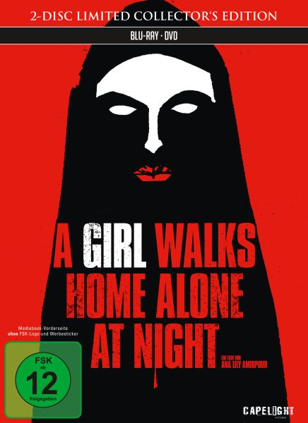 A Girl Walks Home Alone at Night (Limited Collector's Edition) Mediabook