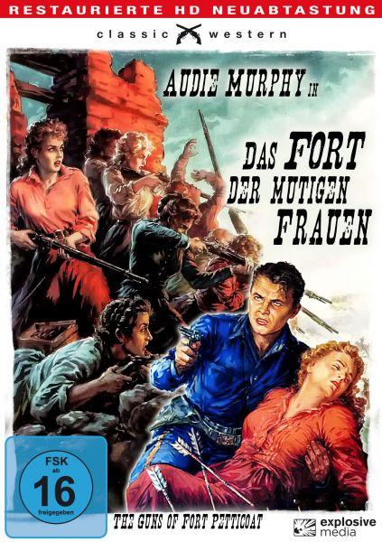 Das Fort der mutigen Frauen (Guns of Fort Petticoat)