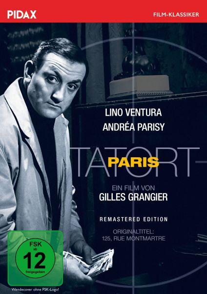 Tatort Paris - Remastered Edition (125, rue Montmartre)