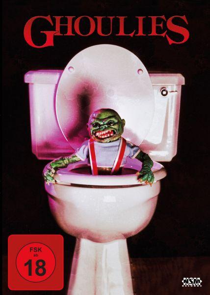 Ghoulies (uncut)