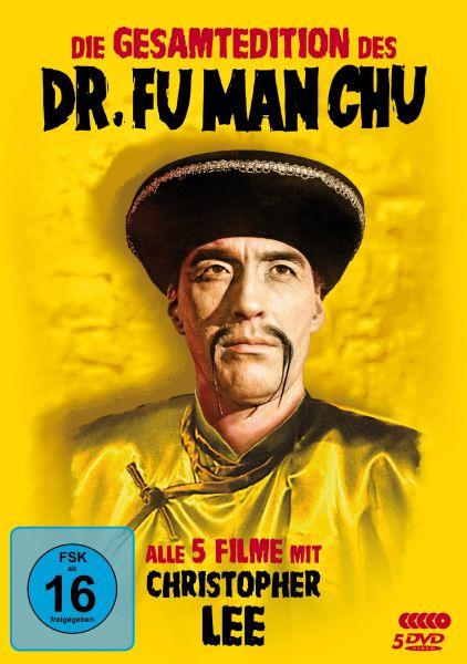 Dr. Fu Man Chu - Gesamtedition