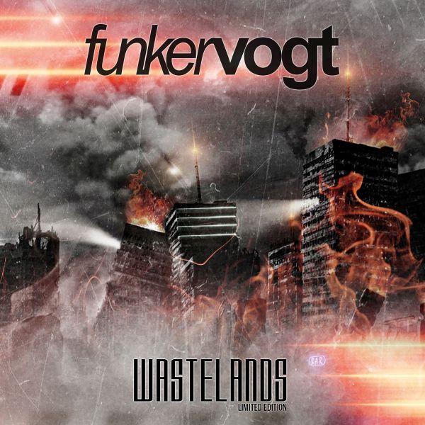 Funker Vogt - Wastelands (Ltd. edition + Bonustracks)