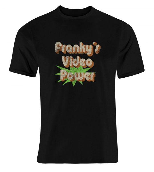 Rakete Exklusiv: Franky's Video Power - Bang Boom Bang (Offizielles Lizenzprodukt) [T-Shirt]
