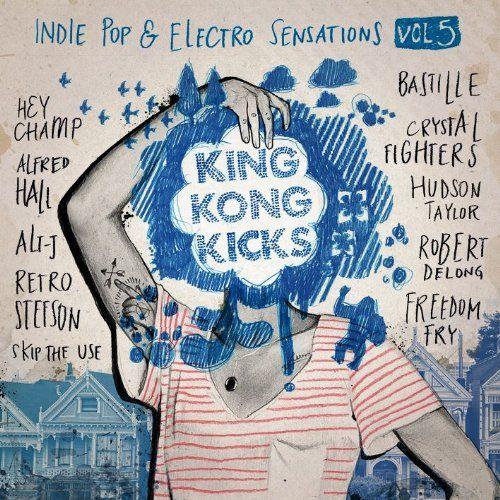 Various - King Kong Kicks Vol. 5