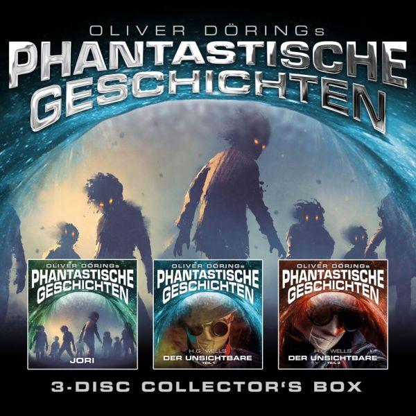 Oliver Dörings Phantastische Geschichten - Phantastische Geschichten: Box 1 (3CD)