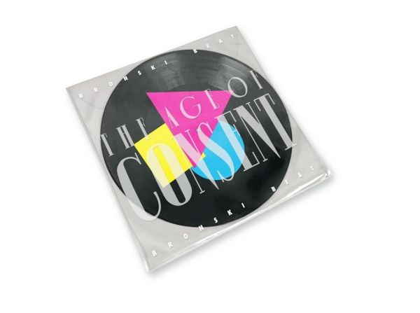 Bronski Beat - The Age Of Consent (Limited Picture Disc 2019)