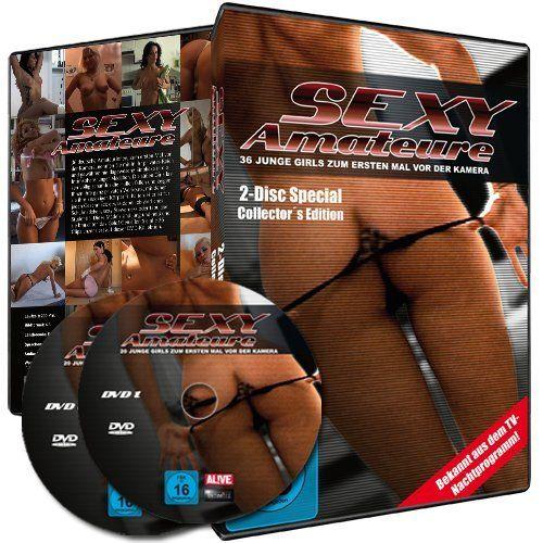 Sexy Amateure - 36 junge Girls zum ersten Mal vor der Kamera (2-Disc Collectors Edition)