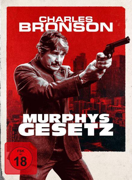 Murphys Gesetz (2-Disc Limited Collector's Edition Mediabook) (Blu-ray + DVD)