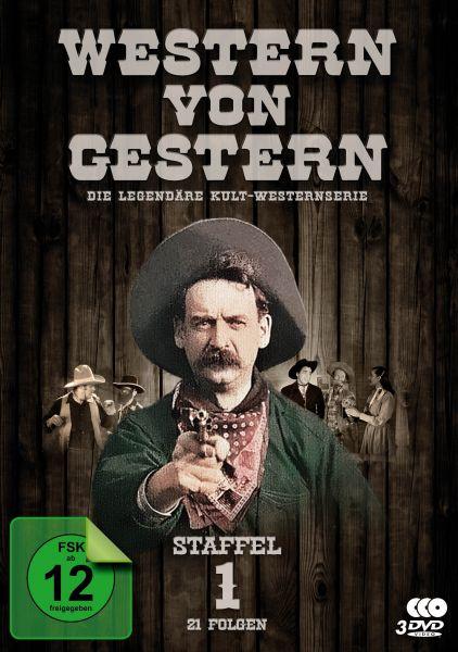 Western von Gestern - Staffel 1 (21 Folgen)
