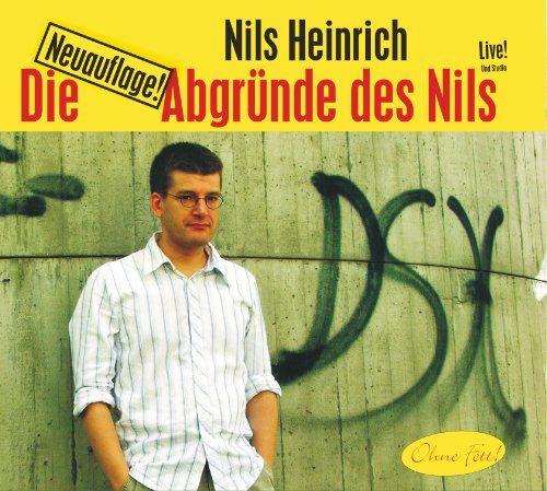 Heinrich, Nils - Die Abgründe des Nils