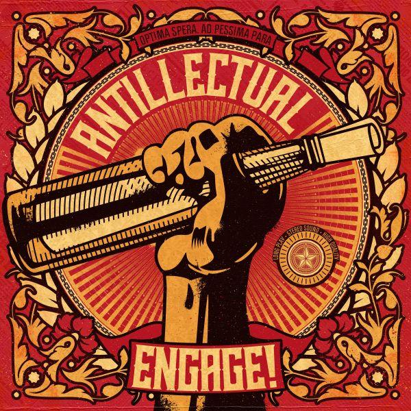 Antillectual - ENGAGE! (LP)