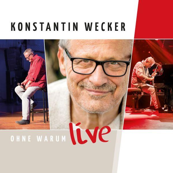 Wecker, Konstantin - Ohne Warum - Live