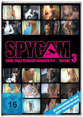Spy Cam - Junge Girls heimlich beobachtet! Vol. 3