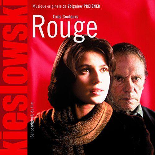 OST / Kieslowski / Zbigniew Preisner - Trois Couleurs: Rouge (LP+CD)