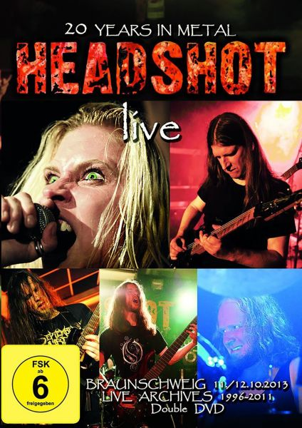 Headshot: 20 Years In Metal