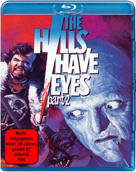 The Hills Have Eyes 2 (uncut)
