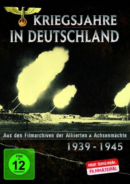 Kriegsjahre in Deutschland