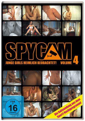 Spy Cam - Junge Girls heimlich beobachtet! Vol. 4